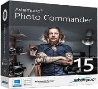 Ashampoo Photo Commander 15.1.0 Crack