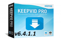 KeepVid Pro 6.4.1.1 Full Version + Crack Download