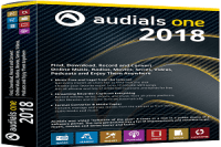 Audials One 2018 Crack Full version