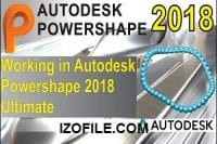 Autodesk PowerShape Ultimate 2018