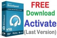 BoostSpeed 10 key free download