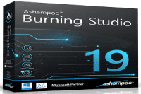 Download Ashampoo Burning Studio 19 + serial key