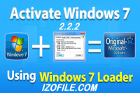 Windows 7 Loader Activator V2.2.2 Free Download