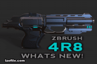 ZBrush 4R8 2018 Full + Crack Free Download (Win & Mac OS X)