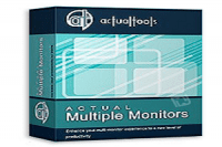 Actual Multiple Monitors v8.12.1 Crack Full Version