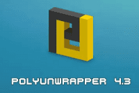 PolyUnwrapper v4.3 3ds Max Full Crack Free Download
