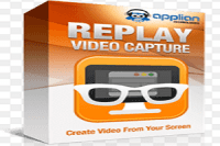 Replay Video Capture v8.8.6 Crack Full Version