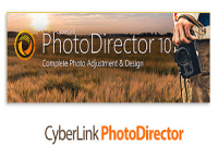 CyberLink PhotoDirector Ultra 10 Crack