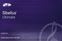 Avid Sibelius Ultimate 2018.7 Build 2009 Crack