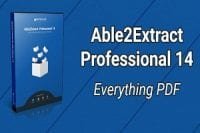 Able2Extract Professional 14.0.12.0 Crack