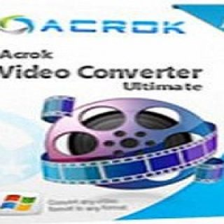 Acrok Video Converter Ultimate 6.8.104.1486 Full Crack