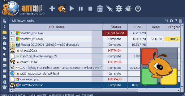 Ant Download Manager Pro 1.17.0 Full Crack