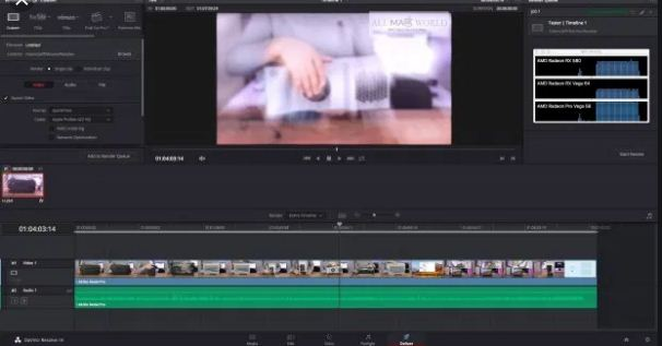 DaVinci Resolve Studio Crack 16.1.2.026 Full Crack