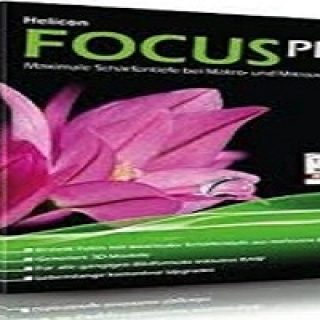 Helicon Focus Pro 7.6.1 Full Crack