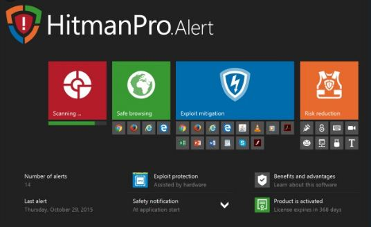 Hitman Pro 3.8.16 Build 310 Crack