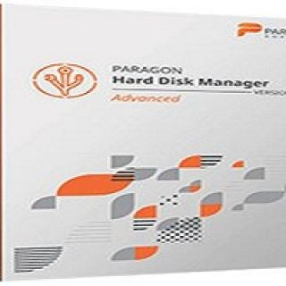 Paragon Hard Disk Manager Advanced 17.10.4 Full Crack