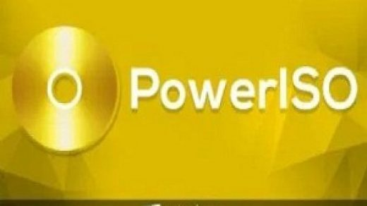PowerISO 7.5 With Registration Code Free Download