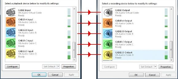 Virtual Audio Cable 4.62 Full Crack Download
